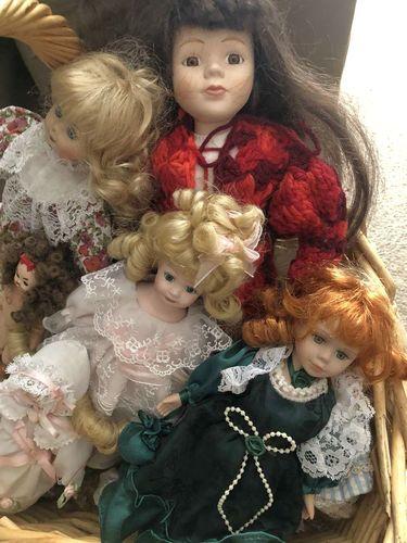 Variety of Dolls for sale in Springville , UT