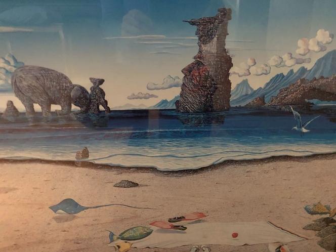 Framed Robert Lyn Nelson Print for sale in Springville , UT