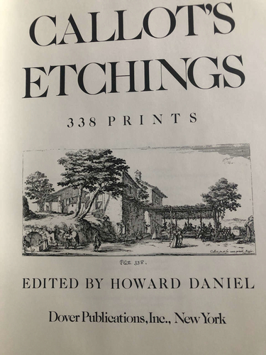 Callot's Etchings for sale in Springville , UT