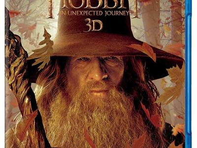 Hobbit, The: An Unexpected Journey (3D Blu-ray + Blu-ray)