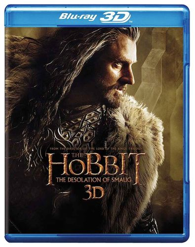 The Hobbit: The Desolation of Smaug (Blu-ray 3D + UV) for sale in Lehi , UT