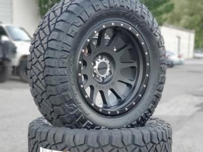 Method 605 NV Wheel Package ( 35 12.50 20 Nitto )