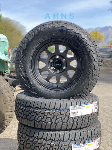 Method MR316 Wheels (6x120) + 265/70r17 Falken Wildpeak for sale in South Salt Lake , UT