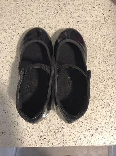 Black Tap Shoes Size 9W for sale in Provo , UT
