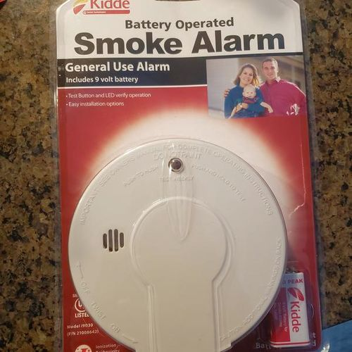 Kidde i9030 FyreWatch Battery-Operated Smoke Alarm for sale in American Fork , UT