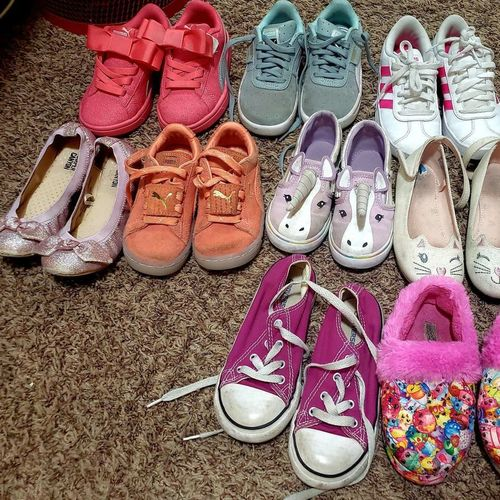 Girls shoes  for sale in American Fork , UT
