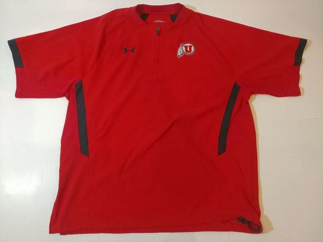 University of Utah Utes UA Men's M Cage Jacket for sale in Draper , UT