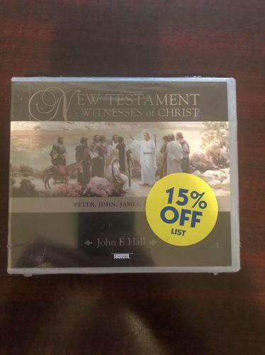 Witnesses Of Christ BOOK ON CD for sale in Mapleton , UT