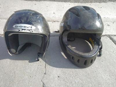 kids helmets $20 each