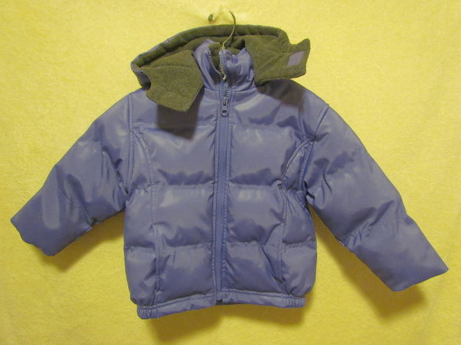 Toddler Girls Thick Hooded Winter Jacket Coat 2T for sale in Tooele , UT