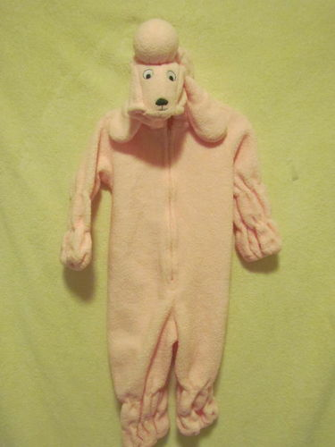 Warm Old Navy Pink Poodle Halloween Costume 18 Mo for sale in Tooele , UT