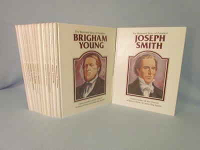 Illustrated Stories of the LDS Presidents/Prophets