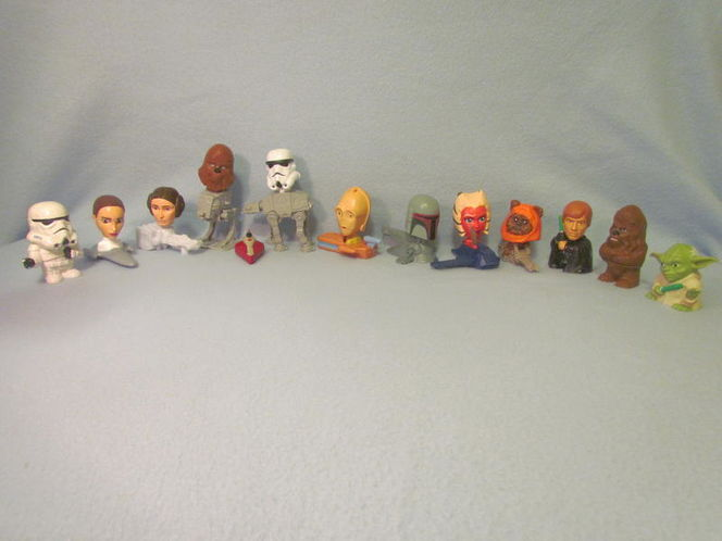 Star Wars Toys/Bobble Heads for sale in Tooele , UT