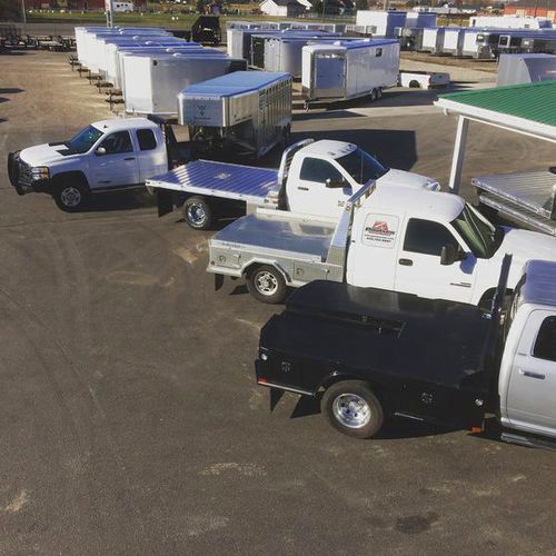FLATBEDS FOR PICKUPS for sale in Logan , UT