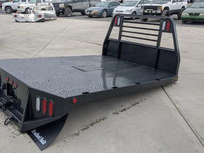New! Bradford Built Steel Mustang Beds for Pickup Trucks