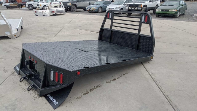 New! Bradford Built Steel Mustang Beds for Pickup Trucks for sale in Logan , UT