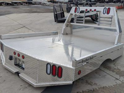 New! Bradford Built Aluminum Workbeds
