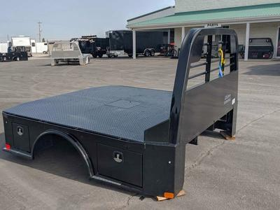 New! CM SK Fully Skirted Steel Truck Beds