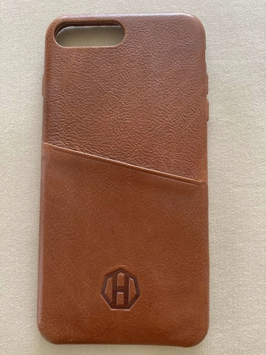 Leather iPhone Wallet Case 7 Plus for sale in Bountiful , UT