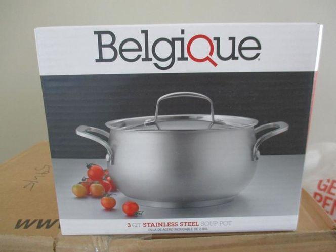 New Belgique 3-Qt. Soup Pot with Lid for sale in Lehi , UT