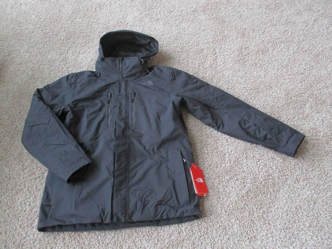 The North Face Men's Clement Triclimate Jacket, L for sale in Lehi , UT