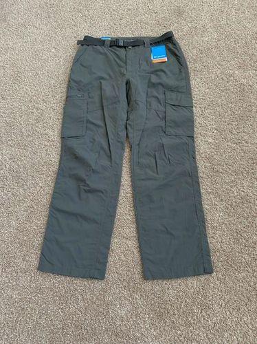 New Columbia Kestrel Men's Cargo Pants 34x30 Grey for sale in Lehi , UT