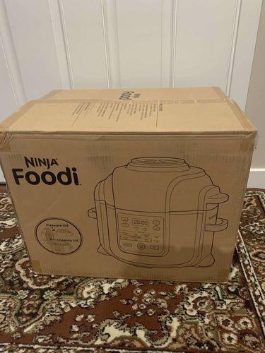 New in Box Ninja Foodi 8-Quart XL Pressure Cooker & Air Fryer, OP401 for sale in Lehi , UT