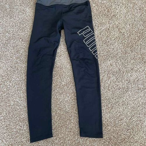 Youth Boys PUMA Tights With Logo Size M(8-10) for sale in Lehi , UT