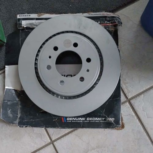 Power stop evolution coated rotor for sale in Layton , UT