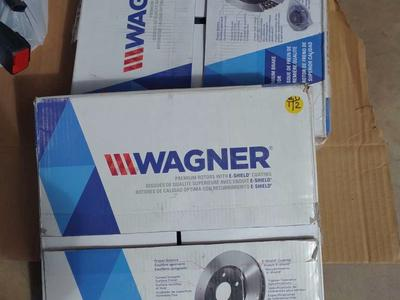 Wagner brand new rotors two of them