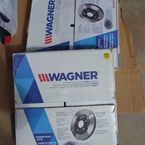 Wagner brand new rotors two of them for sale in Layton , UT