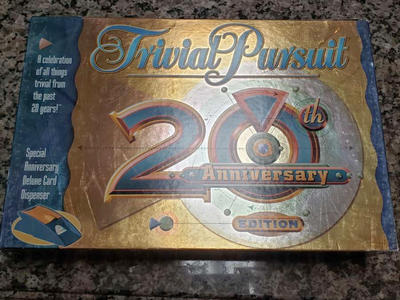 Trivial Pursuit 20th Anniversary (multi-discounts!)