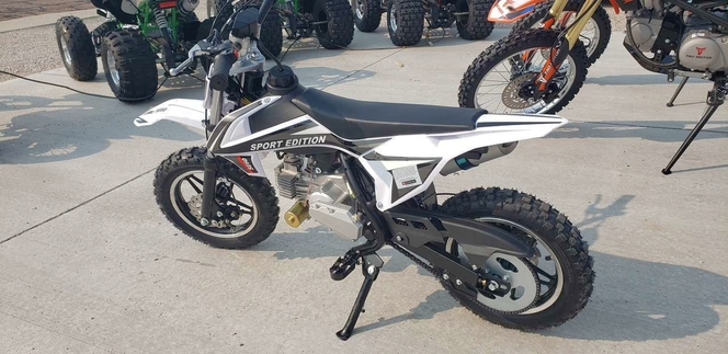 Jas Motorsports 60cc Dirt Bike for sale in Delta , UT
