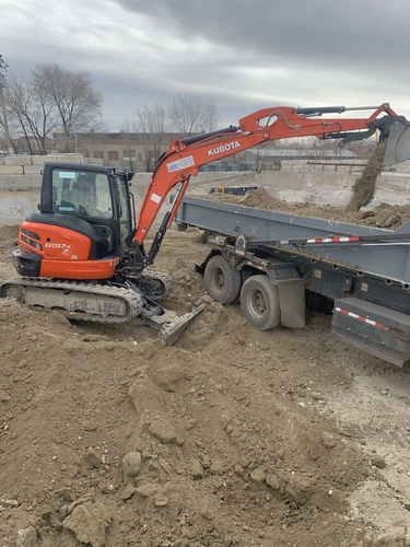 Kubota kx57 Mini Excavator for rent - Big Power, Excellent condition, low hours for rent in West Valley City , UT