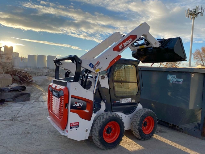 Bobcat for rent. Nice 2021 S64 with cab and hand controls. TOOELE AREA for sale in Stansbury Park , UT