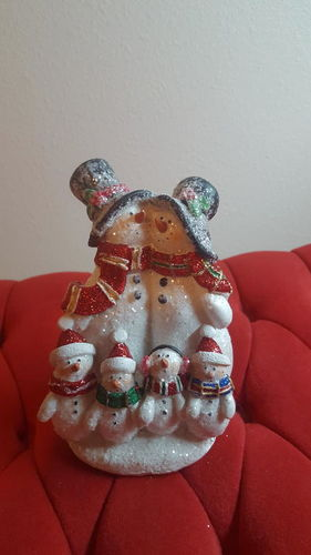Sparkling Santa Claus and Mrs. Claus with 4 Babies for sale in Taylorsville , UT