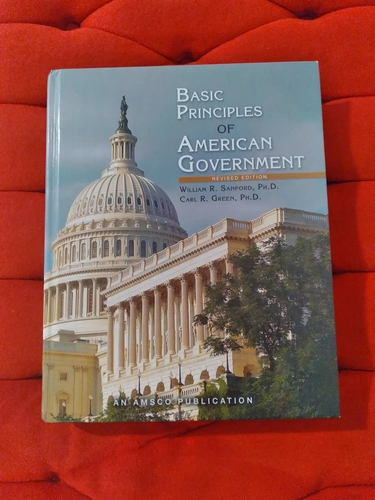 Basic Principles of American Government: Sanford for sale in Taylorsville , UT