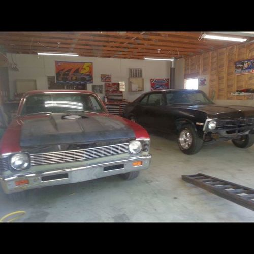 Want to Buy 69-72 Chevy Nova project car  for sale in Ogden , UT