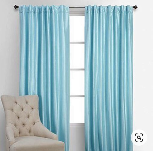 Z Gallerie Vienna Curtain Panels -set of 2 package for sale in Salt Lake City , UT