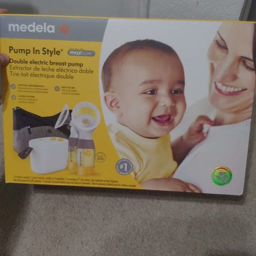 Brand New Medela Pump In Style Breast Pump for sale in Provo , UT
