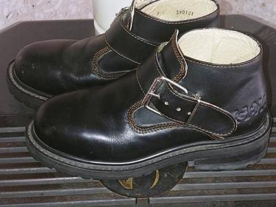 GBX Mens leather boots