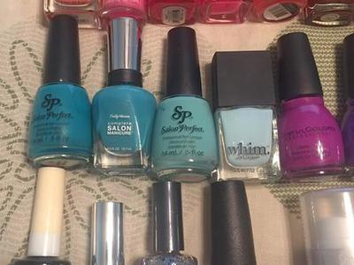Multiple Nail Polish Spray Polish