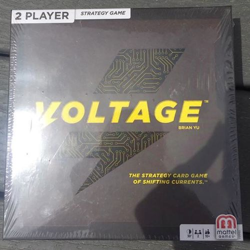 NEW in Plastic Voltage Card Game  for sale in Sandy , UT