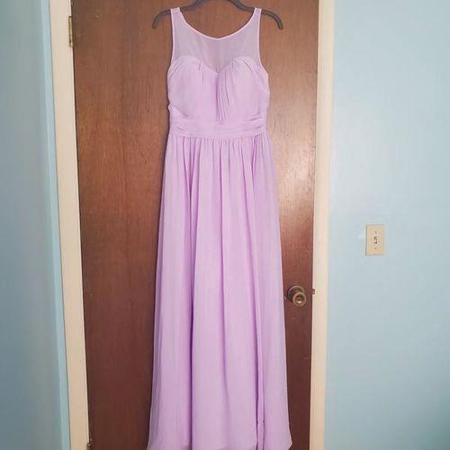 JJs House Lavender Floor Length Dress Gown  for sale in Sandy , UT