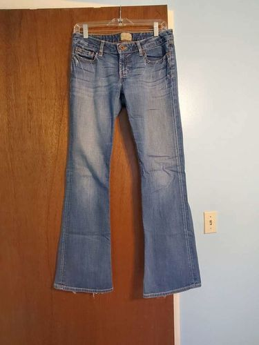 BKE Buckle Mystic 20 Stretch Flare Jeans Size 28 for sale in Sandy , UT