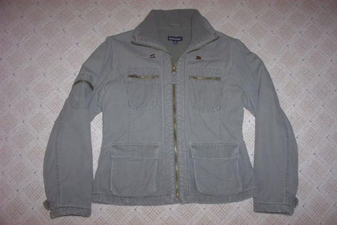 Dollhouse brand green jacket for sale in Murray , UT