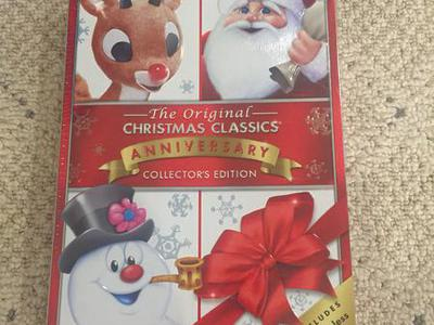 NEW SEALED! Christmas Classics DVD