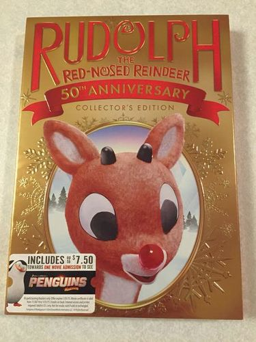 Brand New! RUDOLPH Christmas Dvd for sale in Murray , UT