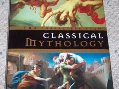 Classical Mythology 100 Characters