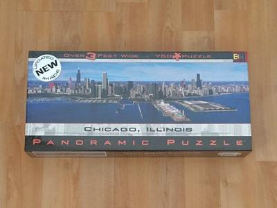 NEW! 3 Feet Panoramic Jigsaw Puzzle